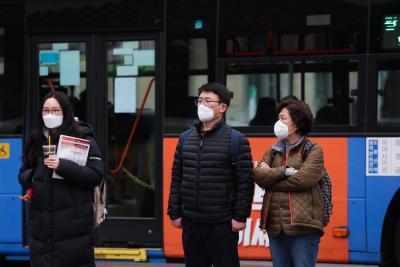 S.Korea reports 299 new Covid-19 cases