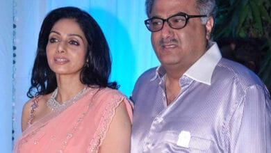 Photo of Wish you were here with us: Boney, Janhvi on Sridevi's birth anniversary