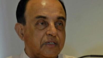 Photo of Subramanian Swamy levels allegation against Congress