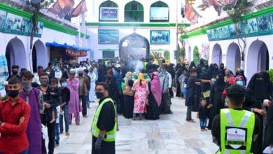 Photo of Muharram begins with social distancing norms in place