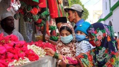 Photo of Muharram shopping underway in Old City