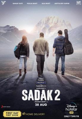 'Sadak 2' trailer third most disliked video in the world