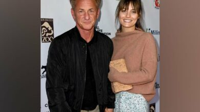 Photo of Sean Penn marries girlfriend Leila George