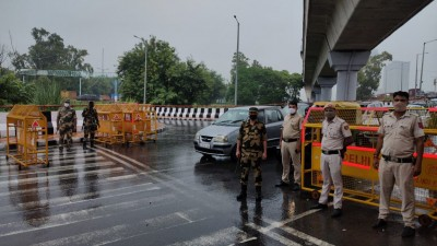 Security beefed up in Delhi-NCR ahead of I-Day