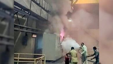 Photo of Srisailam accident: All nine trapped inside the power station dead