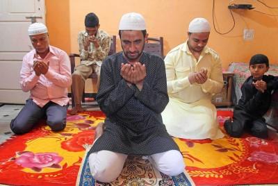 Subdued Eid in K'taka amid COVID-19 curbs
