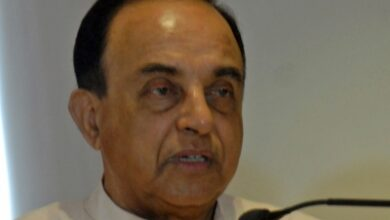 Photo of Subramanian Swamy: Sushant's feet twisted below ankle as if broken (Lead)