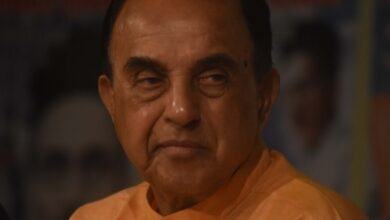 Photo of Subramanian Swamy: Sushant's feet was twisted below ankle as if broken