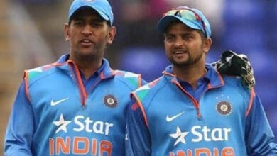 Photo of Raina reveals the reason behind retiring with Dhoni on Independence Day