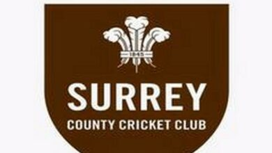Photo of Surrey County Cricket Club re-sign Laurie Evans
