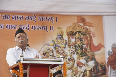 Swadeshi doesn't means boycotting foreign goods: Sangh chief