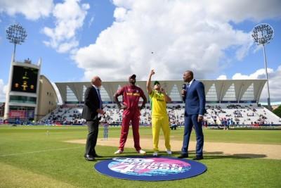 T20I series between Australia, West Indies postponed