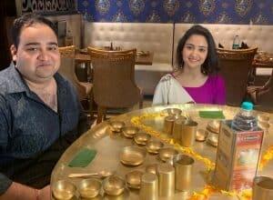 Photo of TV star Ashi Singh shares her favourite Rakhi memory