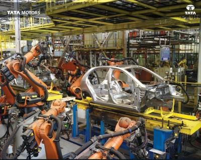 Tata Motors' Q1FY21 consolidated net loss rises
