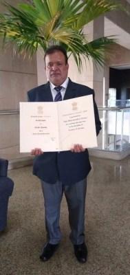 Tata Steel congratulates Tiwary for Dronacharya Award