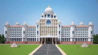 Telangana's new Secretariat design looks more like Mosque: BJP