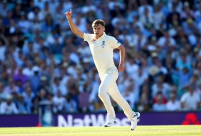 Those who doubt 'world class' Anderson are not very sensible, says Curran