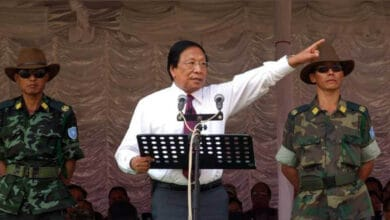 Photo of Nagas will co-exist, but never merge with India says NSCN (IM) chief