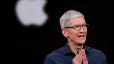 Photo of Tim Cook guarantees relief aid to Beirut