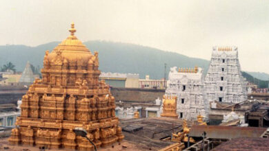 Photo of 743 Tirumala Tirupati Devasthanams staffers, priests test COVID-19 positive
