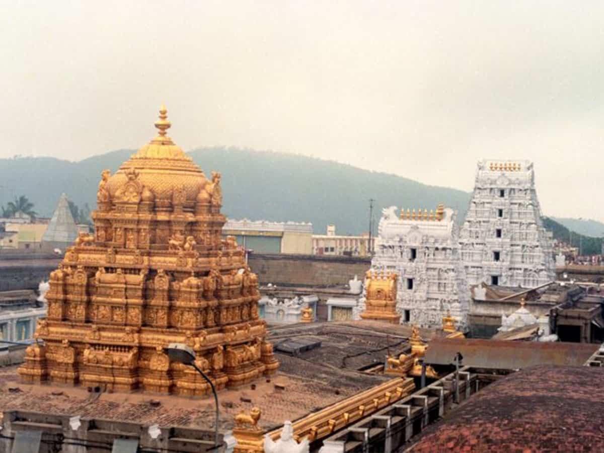 743 Tirumala Tirupati Devasthanams staffers, priests test COVID-19 positive