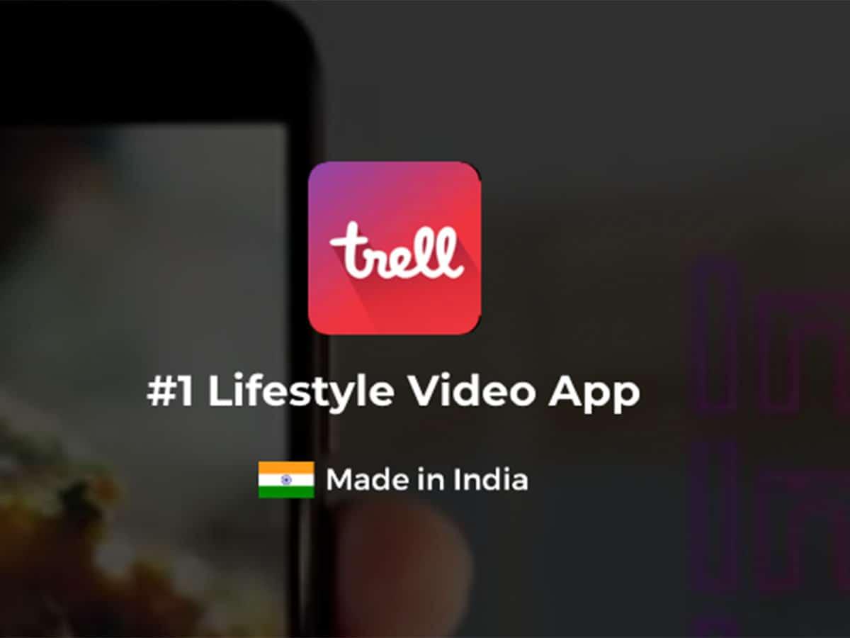 desi app trell raises rs 86 crore in latest funding round