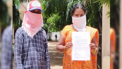 Photo of Indian expat stuck in UAE, wife appeals for his repatriation