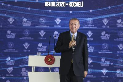 Turkey calls for 'acceptable formula' for E.Mediterranean disputes