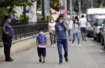 Turkey's 'neighbourhood inspection teams' to enforce measures