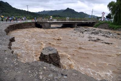 Typhoon Hagupit makes landfall in China
