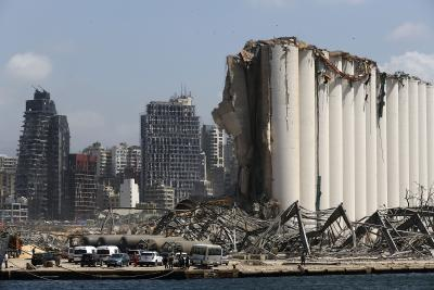 UN continues food, aid delivery in Beirut