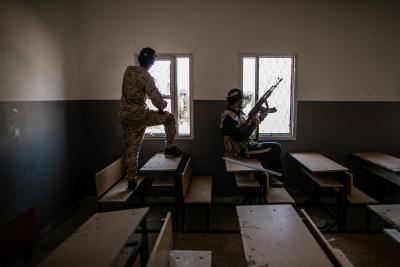UN demands release of Libyan journalist