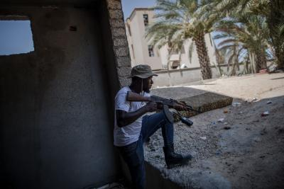 UN stresses need to return to political process in Libya
