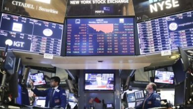 Photo of US stocks close higher as energy sector leads gains