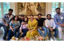 Photo of Kapoor clan unites for big fat Rakhi lunch