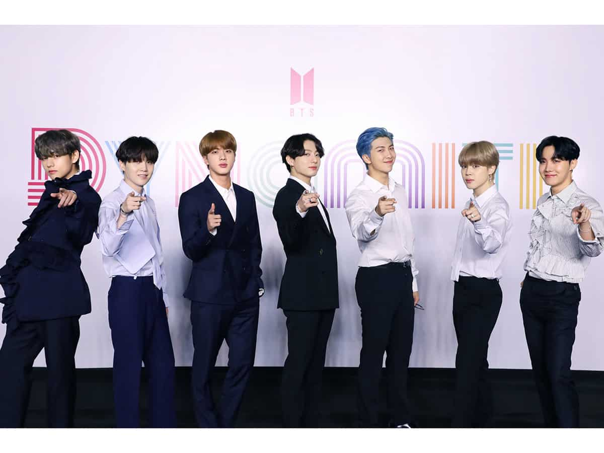 BTS releases its first completely English track 'Dynamite'