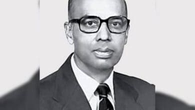 Photo of Vainu Bappu, renowned astronomer, learnt his basics at Nizamiah Observatory in Hyderabad