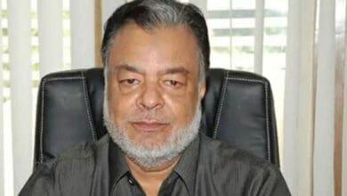 Photo of Dr. Yousuff, Chairman, Karnataka Wakf Board, passes away