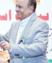 Photo of Waliullah named as new chairman of Sultan-ul-Uloom Education Society