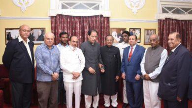 Photo of Home Minister Mahmood Ali congratulates SUES chairman Waliullah