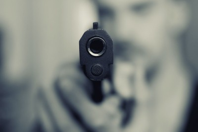 Wanted Delhi criminal injured in brief gunfight, nabbed