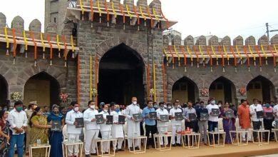 "Photo of The rich heritage of Hyderabad ""Mozamjahi Market"" restored"