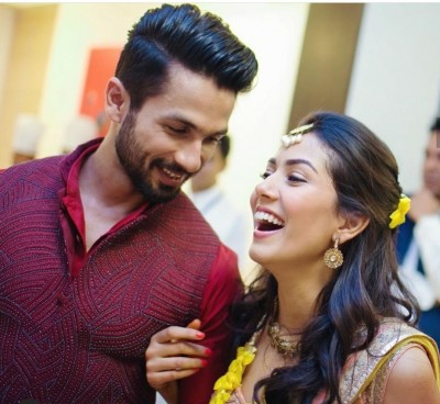 Wife Mira addresses Shahid Kapoor as 'suniye'