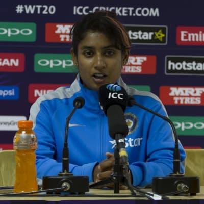 Women's cricket should have come under BCCI earlier, feels Mithali