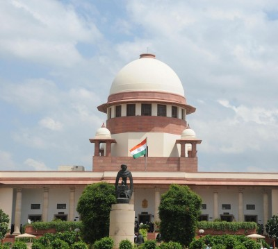 Work on setting up of Delhi 'smog tower' has begun, SC told (Lead)