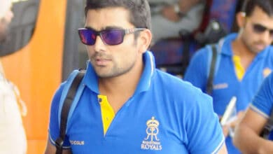 Photo of Rajasthan Royals' fielding coach Dishant Yagnik tests positive for COVID-19