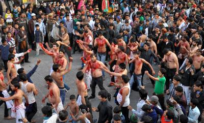 'Yaum-e-Ashura' observed in Hyderabad with traditional procession