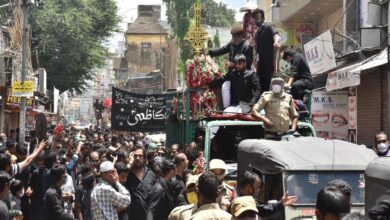 Photo of Hyderabad police books 6 cases for Muharram procession