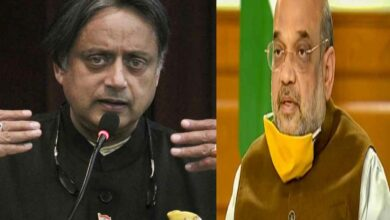 Photo of Why Amit Shah opted for a private hospital, not AIIMS: Tharoor