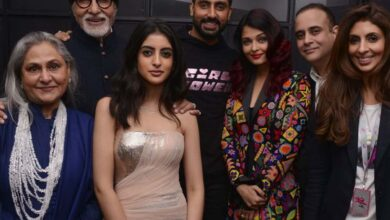 Hospitalised Abhishek Bachchan wishes sisters on Raksha Bandhan